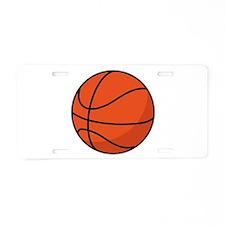 Basketball Lover License Plate
