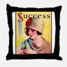 Art Deco Best Seller Throw Pillow