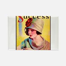 Art Deco Best Seller Rectangle Magnet