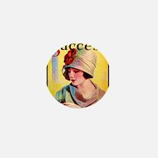 Art Deco Best Seller Mini Button