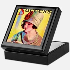 Art Deco Best Seller Keepsake Box