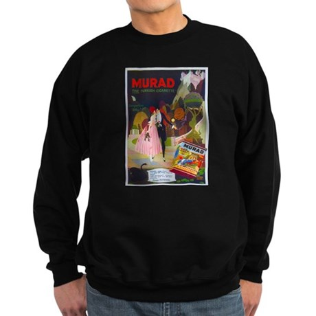 Art Deco Best Seller Sweatshirt (dark)