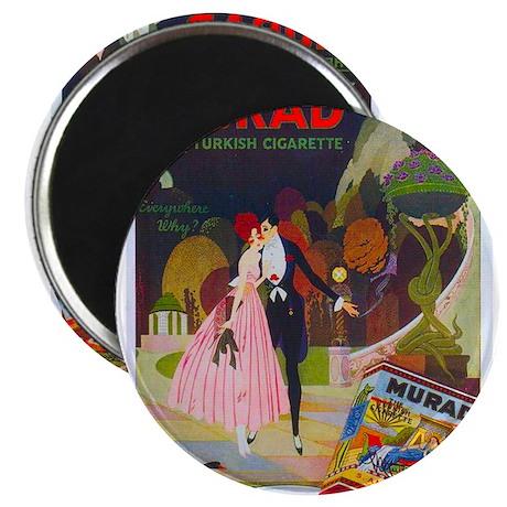 """Art Deco Best Seller 2.25"""" Magnet (100 pack)"""