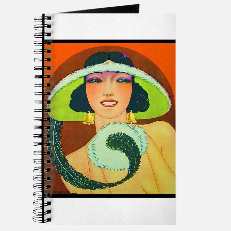 Art Deco Best Seller Journal
