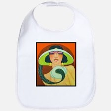 Art Deco Best Seller Bib