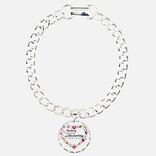 Recovery Valentine Bracelet