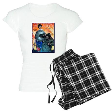 Art Deco Best Seller Women's Light Pajamas