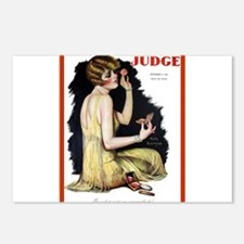 Art Deco Best Seller Postcards (Package of 8)