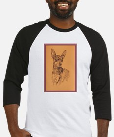 Miniature Pinscher Baseball Jersey