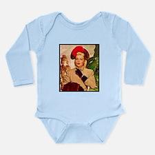 Art Deco Best Seller Long Sleeve Infant Bodysuit