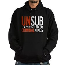 Unsub in Training Criminal Minds Hoodie