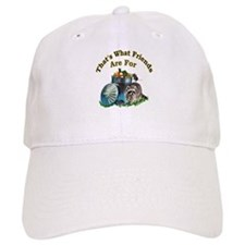 Racoon Friends Baseball Cap