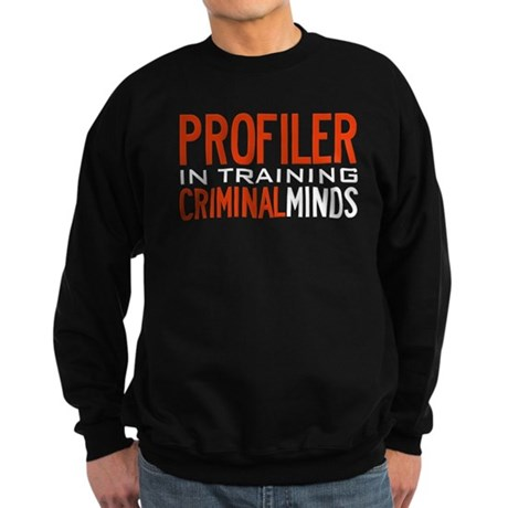 Profiler in Training Criminal Minds Sweatshirt (da