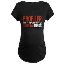 Profiler in Training Criminal Minds T-Shirt