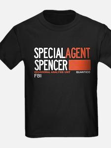 Special Agent Spencer Criminal Minds T