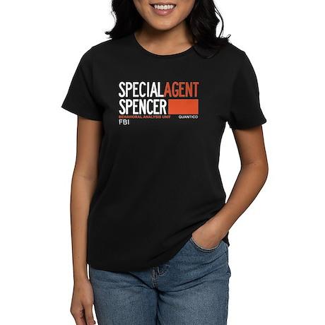 Special Agent Spencer Criminal Minds Women's Dark