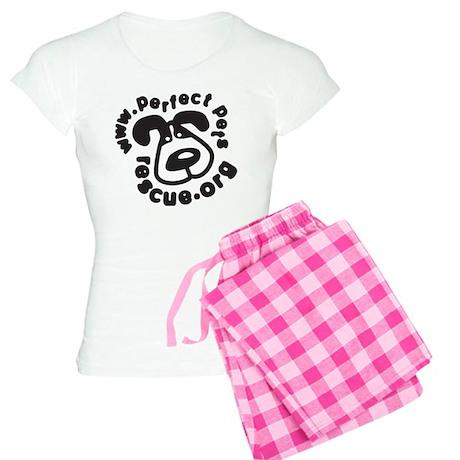 Perfect Pets Logo Women's Light Pajamas