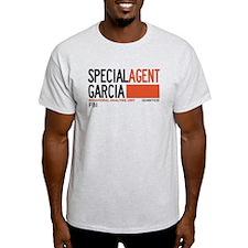 Special Agent Garcia Criminal Minds T-Shirt