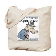 Cute Experiment Tote Bag