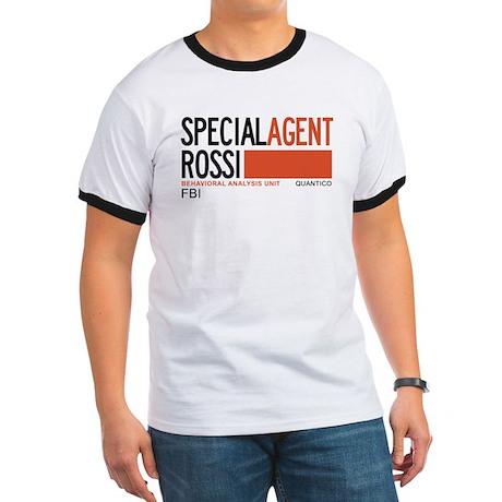 Special Agent Rossi Criminal Minds Ringer T