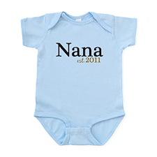 New Nana Est 2011 Infant Bodysuit