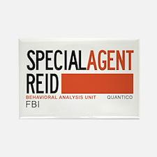 Special Agent Reid Criminal Minds Rectangle Magnet