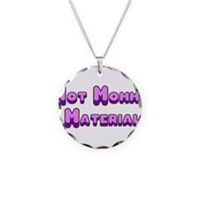 Not Mommy Material Necklace