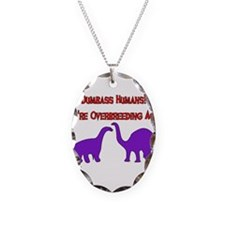 Overbreeding Dinosaurs Necklace