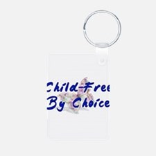 Special Child-Free By Choice Keychains