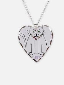Bitch Cat Necklace