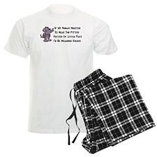 Child-Free Puppy Dog Pajamas
