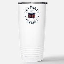 Tea Party Patriot Travel Mug