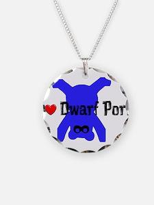 Dwarf Porn Necklace