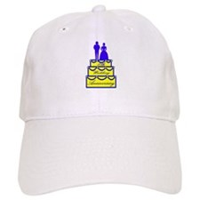 10th Wedding Anniversary Baseball Cap