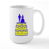 50th wedding anniversary Coffee Mugs