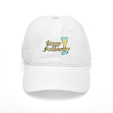 Wedding Anniversary Baseball Cap