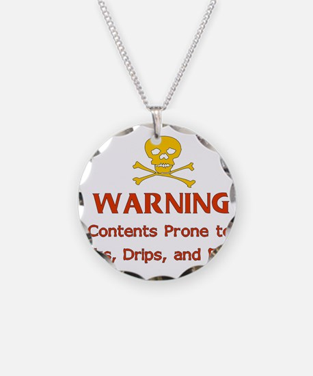 Leaks Drips Farts Necklace