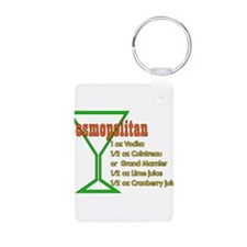 Cosmopolitan Keychains
