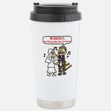 50th Wedding Anniversary Travel Mug