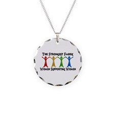 Women Supporting Women Necklace
