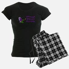 Domestic Abuse Angel Pajamas