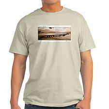Hanalei Pier Men's T-Shirt