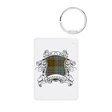 Anderson Tartan Shield Keychains