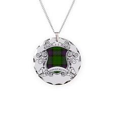 Armstrong Tartan Shield Necklace