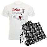 Rockstar Daughter Men's Light Pajamas