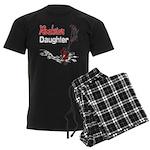 Rockstar Daughter Men's Dark Pajamas