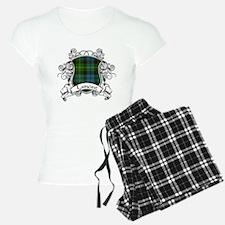 Lamont Tartan Shield Pajamas
