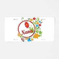 Wonderful Nana Aluminum License Plate