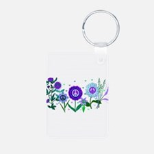 Growing Peace Keychains