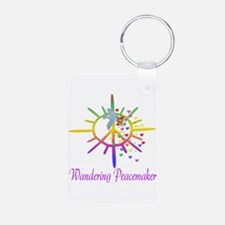Wandering Peacemaker Keychains